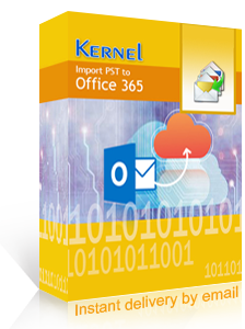 Kernel Import PST to Office 365